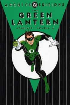 The Green Lantern Archives, Vol. 6