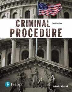 Criminal Procedure (Justice Series) (The Justice Series)