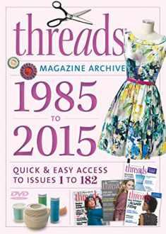 Threads 2015 Magazine Archive