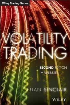 Volatility Trading, + Website