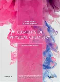 Elements Physical Chemistry 7Th Edition