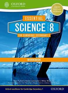 Essential Science for Cambridge Secondary 1- Stage 8 Workbook (CIE IGCSE Essential Series)
