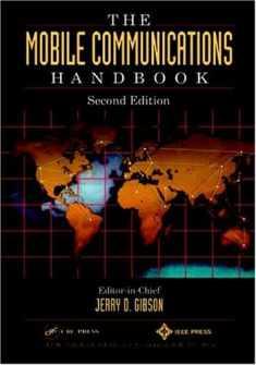 The Mobile Communications Handbook, Second Edition (Electrical Engineering Handbook)