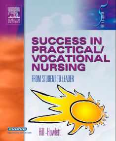 Success in Practical/Vocational Nursing: From Student to Leader