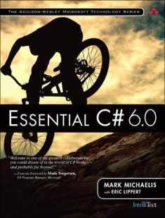 Essential C# 6.0 (Addison-Wesley Microsoft Technology)