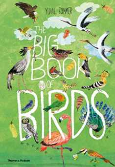 The Big Book of Birds (The Big Book Series)