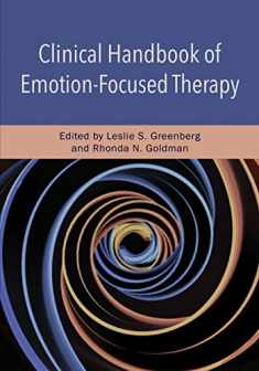 Clinical Handbook of Emotion-Focused Therapy