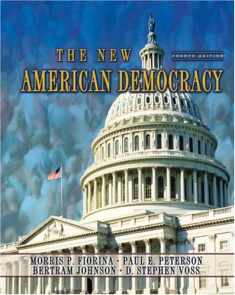 New American Democracy, The (4th Edition)