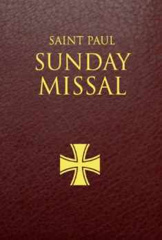 Saint Paul Sunday Missal (Burgundy)