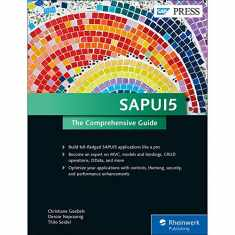 SAPUI5: The Comprehensive Guide (First Edition) (SAP PRESS)