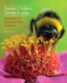 Essentials of Organizational Behavior (12th Edition)