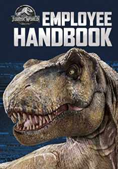 Jurassic World: Employee Handbook (Replica Journal)