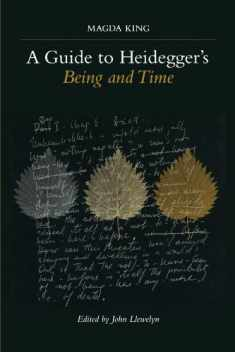 A Guide to Heidegger's Being and Time (Suny Series in Contemporary Continental Philosophy)