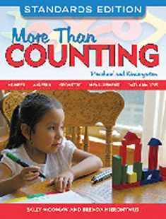 More Than Counting: Math Activities for Preschool and Kindergarten, Standards Edition (NONE)