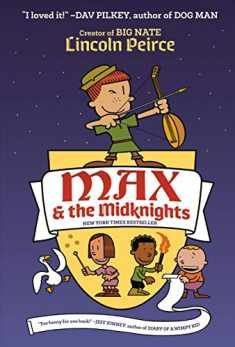 Max and the Midknights (Max & The Midknights)