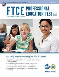 FTCE Professional Ed (083) Book + Online (FTCE Teacher Certification Test Prep)