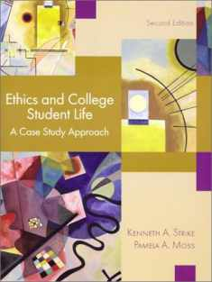 Ethics and College Student Life: A Case Study Approach