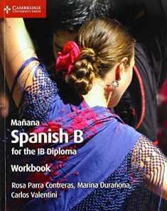 Mañana Workbook: Spanish B for the IB Diploma (Spanish Edition)