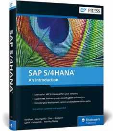 SAP S/4HANA: An Introduction (SAP PRESS) (3rd Edition)