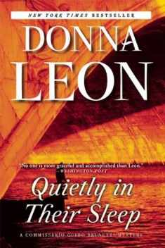 Quietly in Their Sleep: A Commissario Guido Brunetti Mystery (The Commissario Guido Brunetti Mysteries)