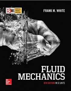 Fluid Mechanics, 8 Ed