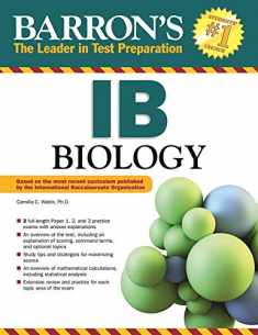 IB Biology (Barron's Ib Books)