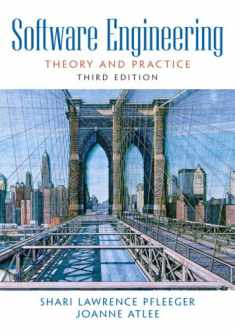 Software Engineering: Theory and Practice