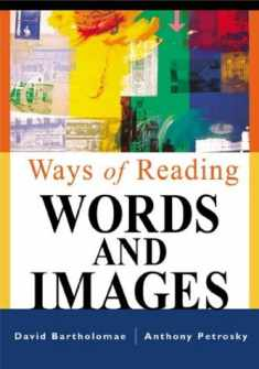 Ways of Reading Words and Images