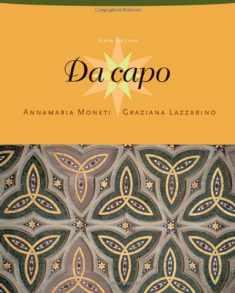 Da capo, Sixth Edition (with Text Audio CD)