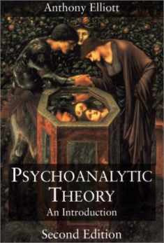 Psychoanalytic Theory: An Introduction (Social Studies across the Borders)