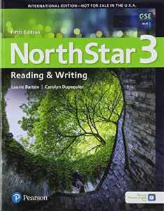 NorthStar Reading and Writing 3 with Digital Resources
