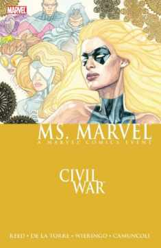 Ms. Marvel Vol. 2: Civil War (Mighty Avengers) (v. 2)
