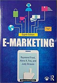 E-Marketing [Paperback] [Paperback]