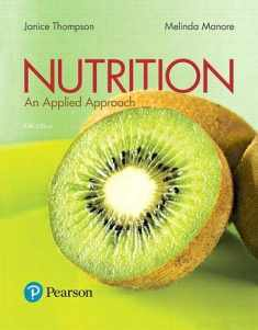 Nutrition: An Applied Approach