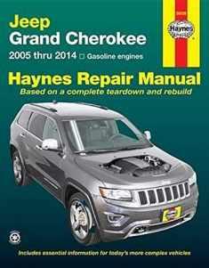 Jeep Grand Cherokee 2005-2014 (Haynes Repair Manual)