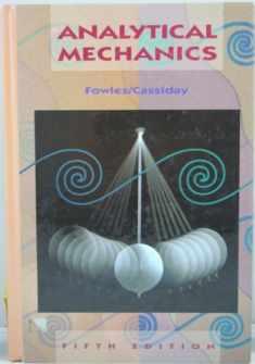 Analytical Mechanics (Saunders golden sunburst series)
