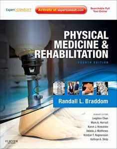 Physical Medicine and Rehabilitation: Expert Consult-Online and Print, 4th Edition