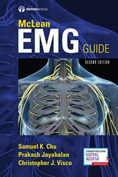 McLean EMG Guide, Second Edition – A Comprehensive Guide to Mastering Basic Electrodiagnostic Techniques