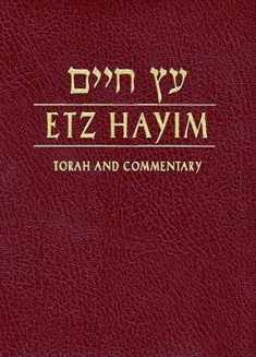 Etz Hayim: Torah and Commentary - Travel size Paperback