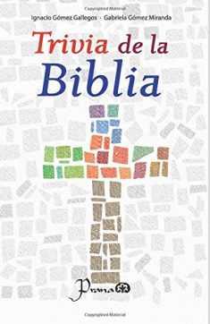 Trivia de la Biblia (Spanish Edition)