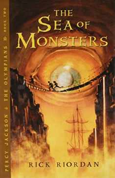 The Sea of Monsters (Percy Jackson and the Olympians)