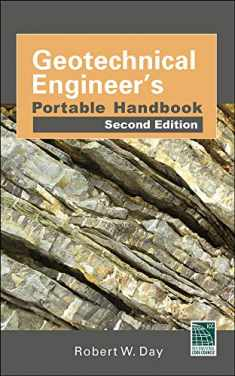Geotechnical Engineers Portable Handbook, Second Edition