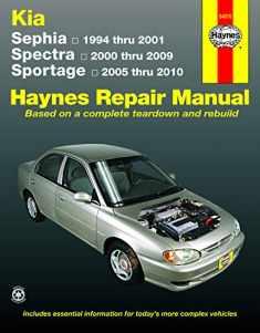Kia Sephia (94-01), Spectra (00-09) & Sportage (05-10) Haynes Repair Manual