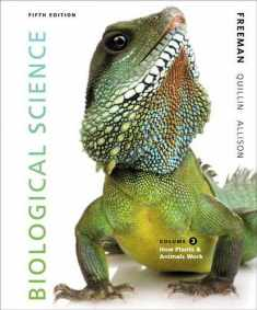 Biological Science Volume 3 (5th Edition)