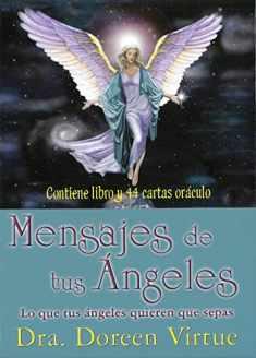 Mensajes de tus ángeles - Cartas oráculo: Lo que tus ángeles quieren que sepas (Tarot y adivinación) (Spanish Edition)