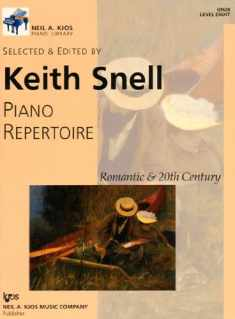 GP628 - Piano Repertoire: Romantic & 20th Century Level 8