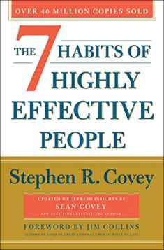 The 7 Habits of Highly Effective People (30th Anniversary Ed.)