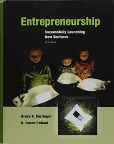 Entrepreneurship: Successfully Launching New Ventures Plus MyLab Entrepreneurship with Pearson eText -- Access Card Package (5th Edition)
