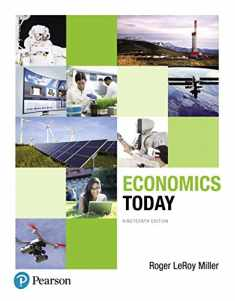 Economics Today Plus MyLab Economics with Pearson eText -- Access Card Package