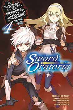 Is It Wrong to Try to Pick Up Girls in a Dungeon? On the Side: Sword Oratoria, Vol. 4 (light novel) (Is It Wrong to Try to Pick Up Girls in a Dungeon? On the Side: Sword Oratoria, 4)